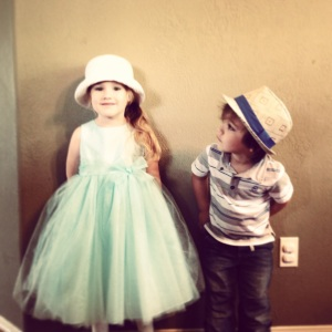 Something about Little Boys & Girls
